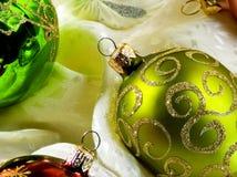 παιχνίδια Χριστουγέννων Στοκ φωτογραφία με δικαίωμα ελεύθερης χρήσης