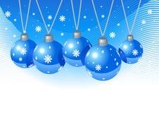 παιχνίδια Χριστουγέννων wallpap Στοκ φωτογραφίες με δικαίωμα ελεύθερης χρήσης