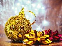 Παιχνίδια χριστουγεννιάτικων δέντρων στοκ εικόνα