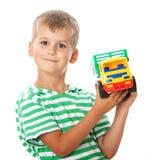 παιχνίδι αγοριών Στοκ Εικόνες