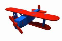 παιχνίδι αεροπλάνων Στοκ Εικόνες