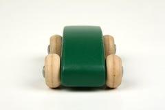 παιχνίδι αυτοκινήτων ξύλινο Στοκ εικόνα με δικαίωμα ελεύθερης χρήσης