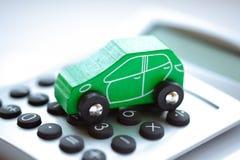 παιχνίδι αυτοκινήτων υπο&l Στοκ εικόνες με δικαίωμα ελεύθερης χρήσης