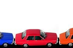 παιχνίδι αυτοκινήτων Στοκ Φωτογραφία