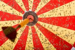 παιχνίδι βελών Στοκ εικόνα με δικαίωμα ελεύθερης χρήσης