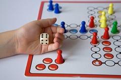 παιχνίδι γραφείων Στοκ φωτογραφία με δικαίωμα ελεύθερης χρήσης