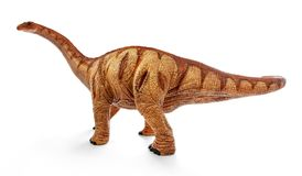 Παιχνίδι δεινοσαύρων Apatosaurus Στοκ Εικόνα