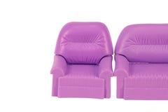 παιχνίδι καναπέδων πολυθ&rh Στοκ Εικόνες