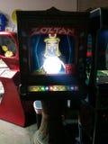 Παιχνίδι μηχανών αφήγησης τύχης του Zoltan arcade Στοκ εικόνα με δικαίωμα ελεύθερης χρήσης