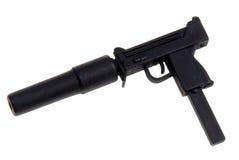 παιχνίδι μηχανών πυροβόλων όπλων Στοκ Εικόνα