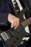 παιχνίδι μουσικών οργάνων Στοκ φωτογραφία με δικαίωμα ελεύθερης χρήσης