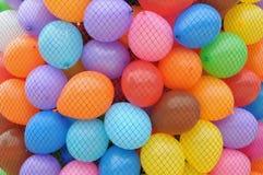 παιχνίδι μπαλονιών Στοκ φωτογραφίες με δικαίωμα ελεύθερης χρήσης