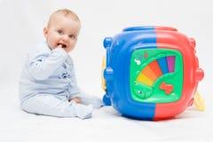 παιχνίδι μωρών στοκ εικόνες με δικαίωμα ελεύθερης χρήσης