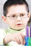 παιχνίδι παιχνιδιού αγορι στοκ εικόνα