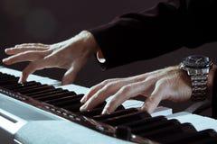 παιχνίδι πιάνων Στοκ φωτογραφία με δικαίωμα ελεύθερης χρήσης
