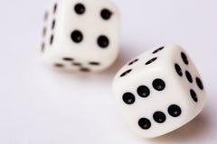 παιχνίδι πιθανότητας στοκ φωτογραφίες