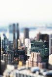 παιχνίδι πόλεων Στοκ Εικόνες