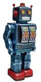 παιχνίδι ρομπότ στοκ εικόνες