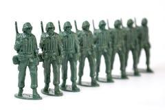 παιχνίδι στρατιωτών Στοκ εικόνα με δικαίωμα ελεύθερης χρήσης