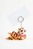 παιχνίδι τιγρών στοκ εικόνες