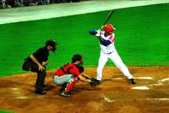 παιχνίδι του Καναδά Κούβα Στοκ φωτογραφία με δικαίωμα ελεύθερης χρήσης