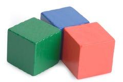 παιχνίδι τούβλων Στοκ εικόνα με δικαίωμα ελεύθερης χρήσης