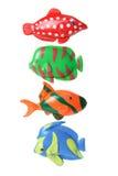 παιχνίδι ψαριών Στοκ φωτογραφία με δικαίωμα ελεύθερης χρήσης
