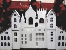 Παιχνίδι Castle Στοκ Φωτογραφία
