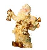 παιχνίδι santa Claus Χριστουγέννων Στοκ φωτογραφία με δικαίωμα ελεύθερης χρήσης