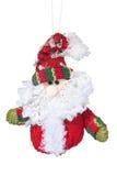 παιχνίδι santa Claus Χριστουγέννων Στοκ φωτογραφίες με δικαίωμα ελεύθερης χρήσης