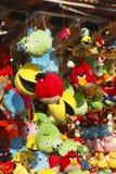 Παιχνίδια βελούδου Στοκ φωτογραφίες με δικαίωμα ελεύθερης χρήσης