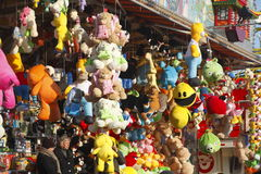 Παιχνίδια βελούδου Στοκ εικόνες με δικαίωμα ελεύθερης χρήσης