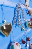 Παιχνίδια και συστάσεις Χριστουγέννων Στοκ φωτογραφίες με δικαίωμα ελεύθερης χρήσης