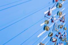 Παιχνίδια και συστάσεις Χριστουγέννων Στοκ φωτογραφία με δικαίωμα ελεύθερης χρήσης