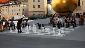 Παιχνίδια μυαλού οδών Στοκ φωτογραφίες με δικαίωμα ελεύθερης χρήσης