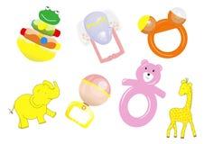 παιχνίδια μωρών Στοκ φωτογραφίες με δικαίωμα ελεύθερης χρήσης