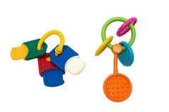 Παιχνίδια μωρών Στοκ φωτογραφία με δικαίωμα ελεύθερης χρήσης