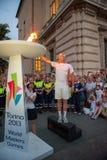 Παιχνίδια παγκόσμιων κυρίων, τελετή έναρξης Στοκ εικόνα με δικαίωμα ελεύθερης χρήσης