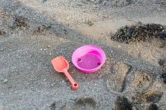 Παιχνίδια παραλιών Στοκ φωτογραφία με δικαίωμα ελεύθερης χρήσης