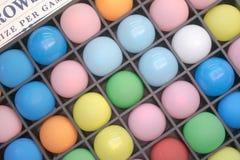 Παιχνίδι βελών μπαλονιών σε καρναβάλι Στοκ εικόνες με δικαίωμα ελεύθερης χρήσης