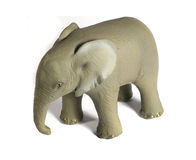 παιχνίδι ελεφάντων Στοκ Φωτογραφία