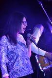 Παιχνίδι ζωνών σε μια συναυλία στοκ φωτογραφίες με δικαίωμα ελεύθερης χρήσης