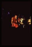 Παιχνίδι ζωνών Shalamar ζωντανό στο βρετανικό στα τέλη του 1970 s αρχές δεκαετίας του '80 Στοκ Φωτογραφίες