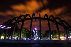 Παιχνίδι με το φως Στοκ φωτογραφία με δικαίωμα ελεύθερης χρήσης