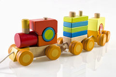 παιχνίδι ξύλινο Στοκ Φωτογραφίες