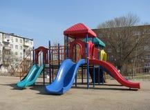 Παιχνίδι παιδιών ` s σύνθετο Στοκ εικόνα με δικαίωμα ελεύθερης χρήσης