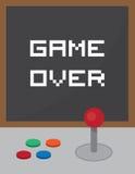 Παιχνίδι πηδαλίων Arcade Στοκ Φωτογραφία