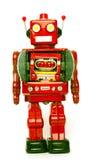 Παιχνίδι ρομπότ Στοκ εικόνες με δικαίωμα ελεύθερης χρήσης