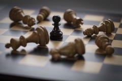 Παιχνίδι στρατηγικής Στοκ εικόνα με δικαίωμα ελεύθερης χρήσης