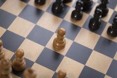 Παιχνίδι στρατηγικής Στοκ φωτογραφία με δικαίωμα ελεύθερης χρήσης